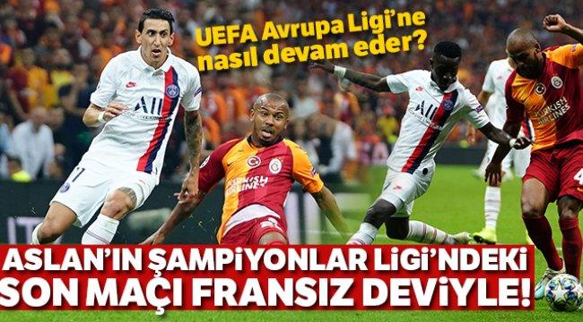 Galatasaray, UEFA Avrupa Ligi'ne nasıl devam eder ...