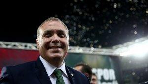 Bursaspor'un yeni Başkanı Erkan Kamat