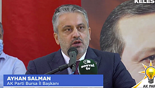 Ayhan Salman'dan kongre videosu