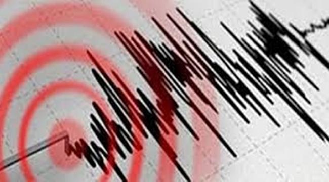 Marmara Ereğlisi'nde deprem