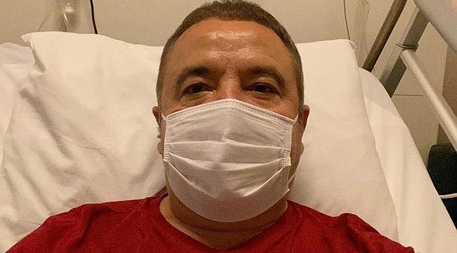 Başkan Muhittin Böcek'in yoğun bakımda tedavisi devam ediyor