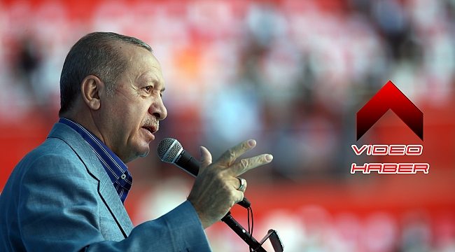 """Erdoğan: """"Avrupa kendi sonunu hazırlıyor"""""""