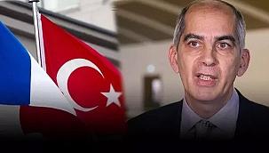 Fransa Türkiye'deki elçisini geri çağırdı