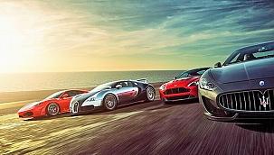 Hayalleri süsleyen spor otomobiller