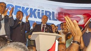 Kuzey Kıbrıs'ın yeni Cumhurbaşkanı Ersin Tatar oldu