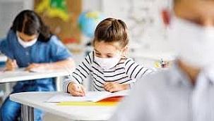 Yüzyüze eğitime 5. ve 9. sınıflar'da başlayacak