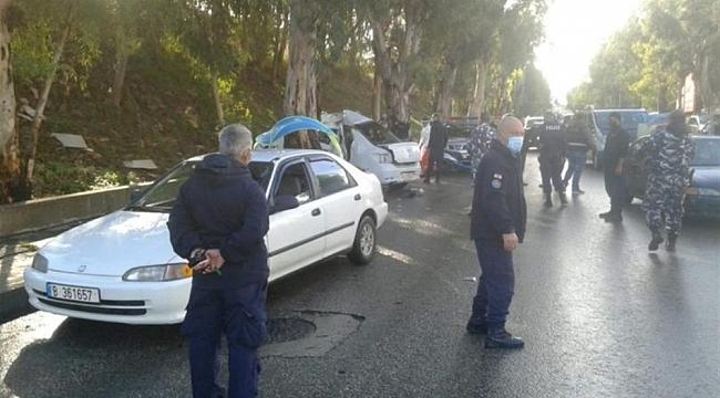Lübnan'da 69 mahkum cezaevinden firar etti: 5 ölü, 2 yaralı