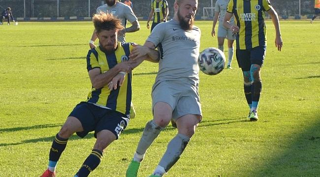 TFF 3. Lig: Fatsa Belediyespor: 1 - Arnavutköy Belediye Gençlik ve Spor: 0