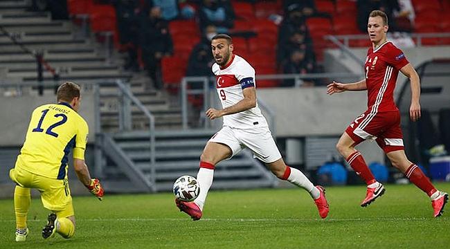 UEFA Uluslar Ligi: Macaristan: 2 - Türkiye: 0 maç sonucu
