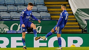 Çağlar ve Cengiz'li Leicester, Southampton'u devirdi