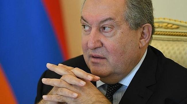 Ermenistan Cumhurbaşkanı Sarkisyanın durumu ağır