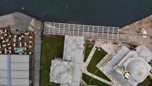 Mimar Sinan'ın 440 yıllık eserine İBB'den tepki çeken çalışma