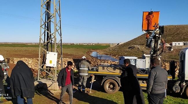 Şanlıurfa kırsalında elektrik panoları yenilendi