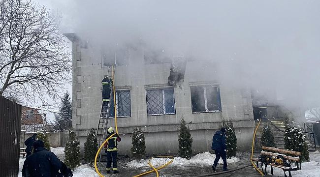 Ukrayna'da huzurevinde yangın: 15 ölü, 5 yaralı - Genel - Detay Haberler