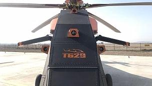 İnsansız helikopter T629 görücüye çıktı! T629 nedir? T629 özellikleri nelerdir?