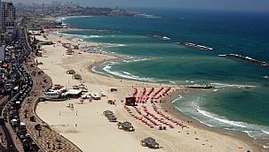 İsrail'de plajlar kapatıldı