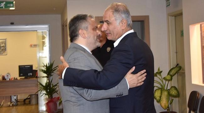 AK Parti'nin A Takımı belli oldu! MKYK'da Bursa'dan Ayhan Salman ve Efkan Ala yer aldı!
