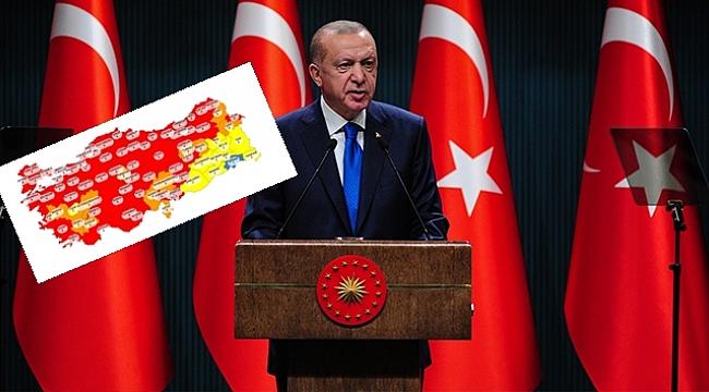 Cumhurbaşkanı Erdoğan, yeni alınan kararları tek tek açıkladı!