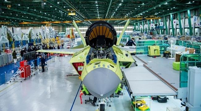 Güney Kore'nin ilk yerli savaş uçağının prototipi tanıtıldı