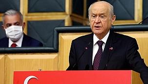 Bahçeli: 104 emekli amiral, Türk demokrasi tarihinin kara bir lekesidir, işledikleri suç cezasız kalamaz