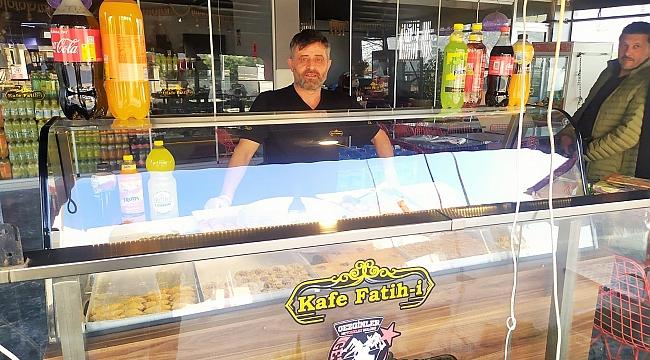 Kafe Fatih-İ'den Ramazan'a özel lezzetler