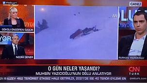 Muhsin Yazıcıoğlu'nun oğlundan 'helikopteri düşüren jet' iddiası