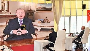 AK Parti Bursa'da online bayramlaşma