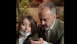 Başkan Aktaş, Serebral Palsi hastası Sevcan'ın dileğini yerine getirdi