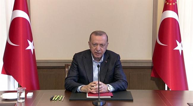 Cumhurbaşkanı Erdoğan'dan normalleşme takvimi
