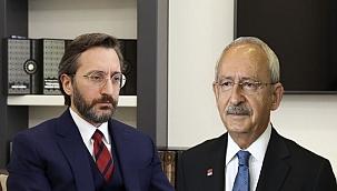 Fahrettin Altun'dan Kılıçdaroğlu'nun erken seçim çağrısına tepki