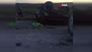 Haymana'da traktör devrildi! Çok sayıda ölü ve yaralı var