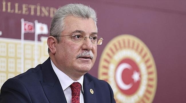 """AK Parti Grup Başkanvekili Akbaşoğlu: """"Kim bir şeyi iddia ediyorsa ispatlamak zorundadır"""""""