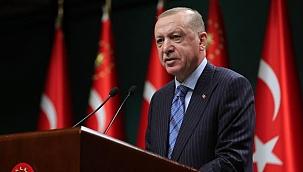 Cumhurbaşkanı Erdoğan: 1 Temmuz'dan itibaren sokağa çıkma kısıtlamalarının tamamını kaldırıyoruz