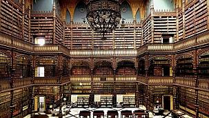 İnsanda çalışma hissi uyandıran dünyanın en güzel kütüphaneleri...