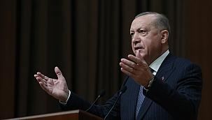 Erdoğan: Avrupa'dan Kanada'ya bize her seferinde özgürlük nasihatı verenlerin tarihindeki ayıplar birer birer dökülüyor
