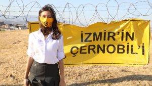 İzmir'in Çernobil'ini yazdı, dünya birincisi oldu