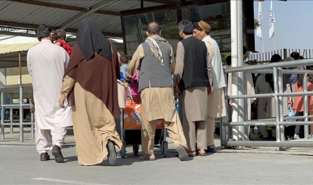 ABD'de hangi eyaletin ne kadar Afgan mülteci alacağına ilişkin belge paylaşıldı