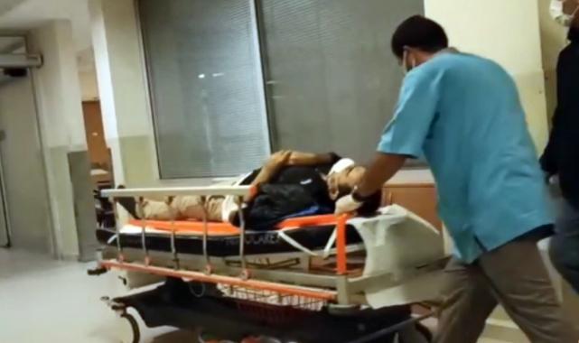İnegöl'de Mobilya İhtisas Organize Sanayi Bölgesi'nde dinamik patladı; 2 ağır yaralı