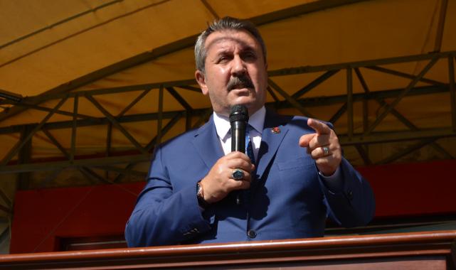 BBP Genel Başkanı Destici'den emperyalizm vurgusu