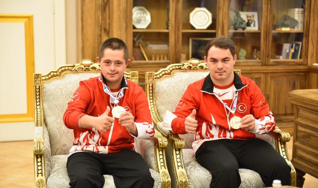 Bursa'nın en özel şampiyonları