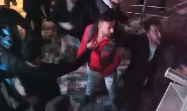 Serdar Ortaç konseri sonrası yumruklar havada uçuştu