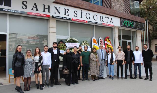 Türkiye'nin ilk konseptli sigorta acentesi Bursa'da kuruldu