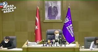 Bursa'da su faturaları düştü