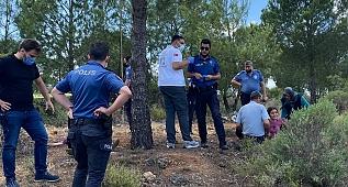 3 çocuk annesi kadın ormanda asılı bulundu